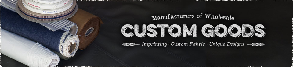 Custom manufactured products made to your unique requirements